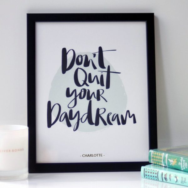 Dont Quit_Black_Personalised